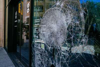 Беспорядки в Штутгарте